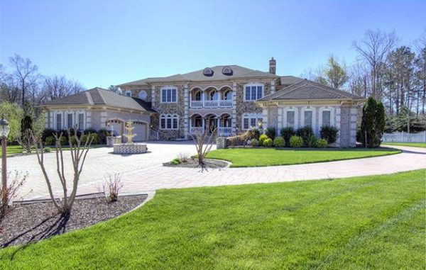 The home is on 2 acres at the end of a cul-de-sac in the Hunton Estates neighborhood. (CVRMLS)