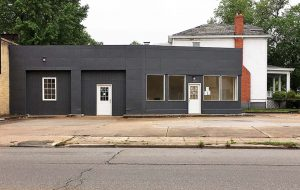The site is a former auto repair shop at 400 W. Brookland Park Blvd. (J. Elias O'Neal)