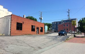 Developers plan to redevelop the building, built in 1900, for commercial use. (Kieran McQuilkin)