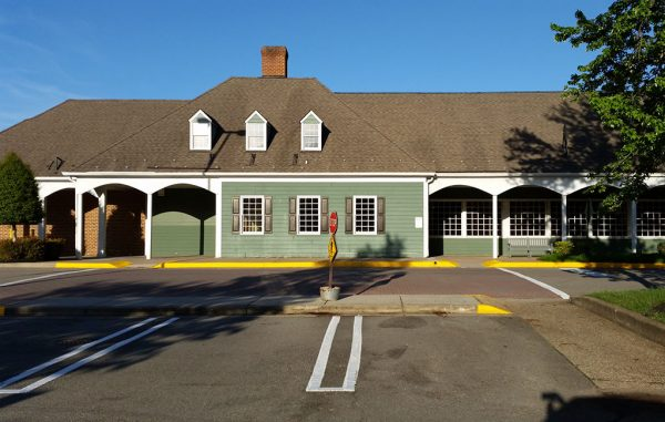 Goldfish leased 10,000 square feet of the former Martin's space in the Gayton Crossing Shopping Center.