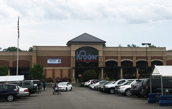 Kroger's Carytown location is one of two now offering delivery. (Mike Platania)