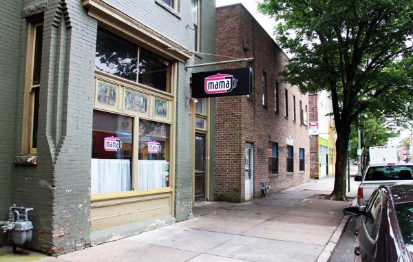 Mama J's soon will expand into the two-story property next door at 411 N. First St. (Kieran McQuilkin)