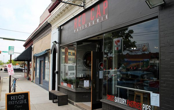 Red Cap Patisserie officially opened at 719 N. Meadow St. (Mike Platania)
