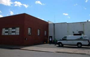 Seasonal Roots' new home in Rudy's Mushroom & Produce Co.'s warehouse at 3413 Carlton St. (Mike Platania)