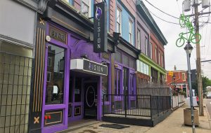 The Lewters plan to put $100,000 into renovations of the building at 1718 W. Main St. (J. Elias O'Neal)