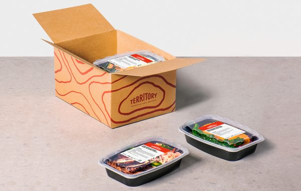 Territory Foods is a subscription service for prepared meals from local chefs. (Territory)