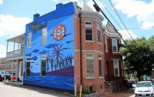 Sprocket's current location on South Foushee Street. (Jonathan Spiers)