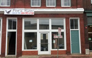 Trails & Shores leased 1,000 square feet at 1906 E. Main St. in Shockoe Bottom. (Mike Platania)