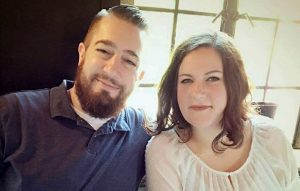 Co-owners Mike and Kristy Montesano.