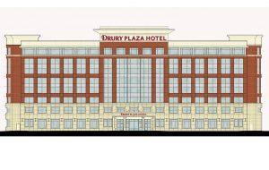 drury hotel rendering