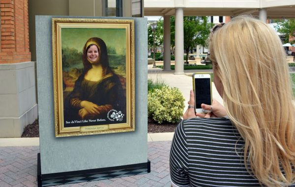"Fable launched a marketing campaign for the Science Museum of Virginia's ""da Vinci Alive"" traveling exhibit."