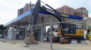sunoco demolition