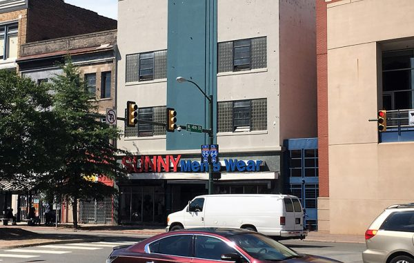 A $3.6 million renovation of the Sunny's building will include a restaurant and 20 apartments. (J. Elias O'Neal)
