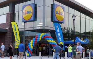 Lidl opened at GreenGate last week. (Mike Platania)