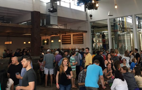 Vasen opened in the former Handcraft building in Scott's Addition. (Mike Platania)