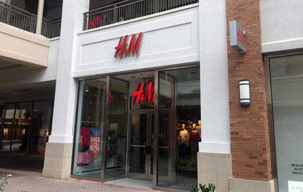 One of H&M's three local stores is in the Short Pump Town Center. (Mike Platania)