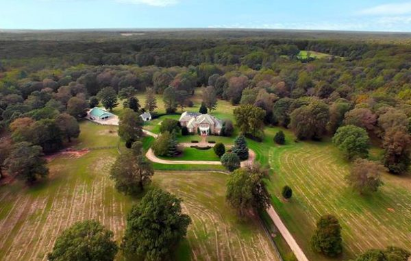 The home at 1670 Shallow Well Road sold for $2.2 million. (CVRMLS)