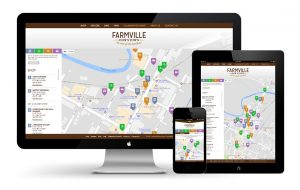 Torx developed a new website for Farmville Downtown Partnership.