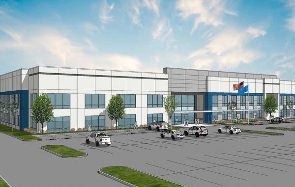 Panattoni Development Co. is eyeing a 1 million-square-foot speculative warehouse facility at 4701 Commerce Road. (CBRE | Richmond)