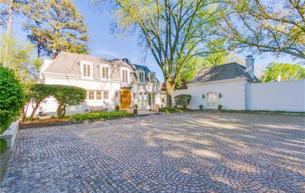 The Gottwalds home at 7701 Riverside Drive sold for $2.05 million. CVRMLS