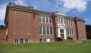 The Westhampton School site at 5800 Patterson Ave. (J. Elias O'Neal)