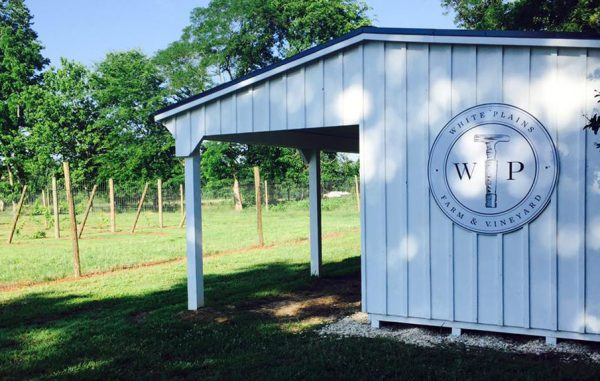White Plains Farm & Winery is planning to open off Old Church Road in Hanover County. (White Plains)