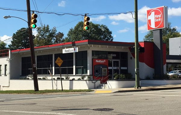 first bank - patterson