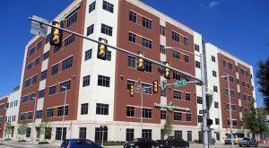 biotech eight building
