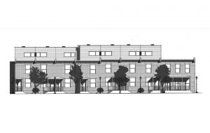 rowhouse rendering