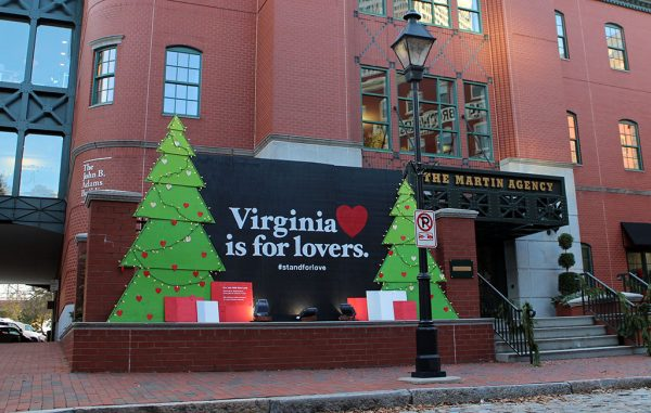 virginia lovers sign - martin hq