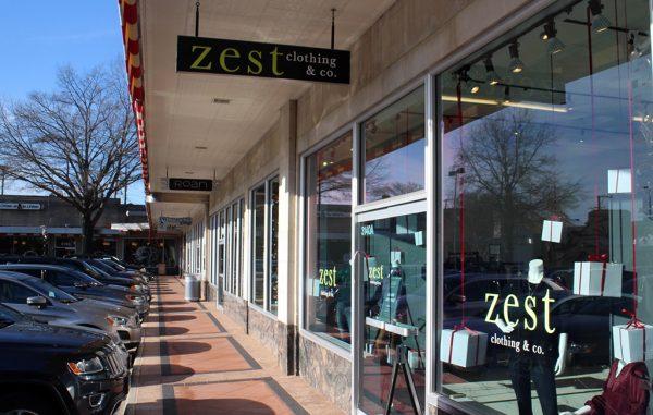 zest clothing co