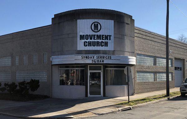 movement church building