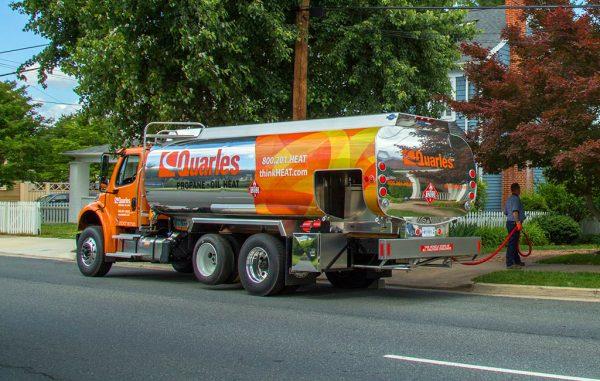 quarles truck
