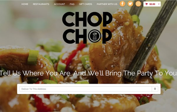 chop chop website
