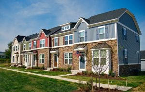 townhome building
