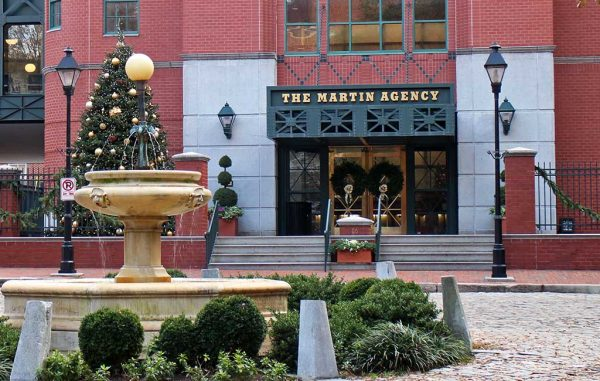 martin agency hq