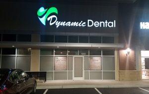 dynamic dental storefront