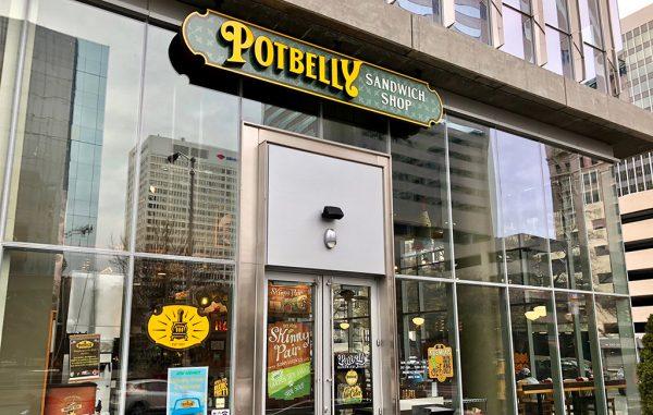 potbelly downtown