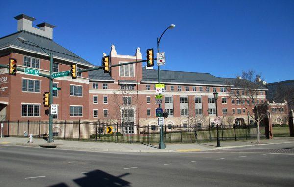 east hall building