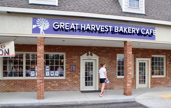 great harvest storefront