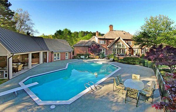 walsing home pool