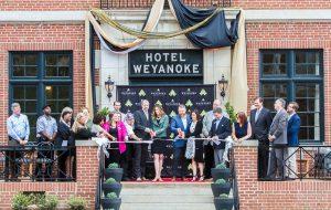 weyanoke opening