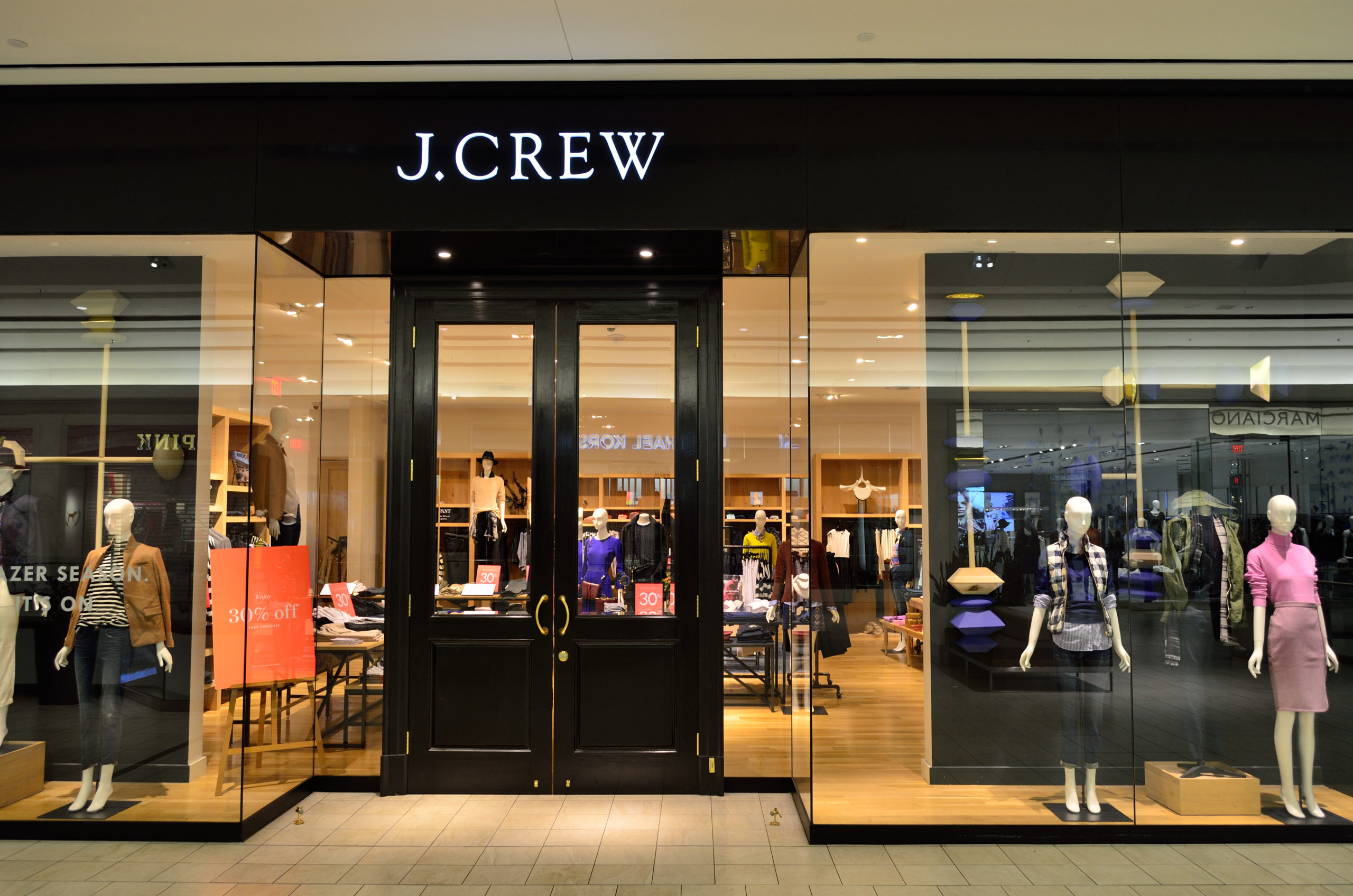 J Crew files for bankruptcy protection | Venture