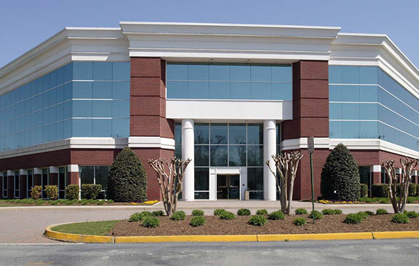 Chesapeake Bank is moving into 9401 Courthouse Road. Photo courtesy of Thalhimer Realty Partners.