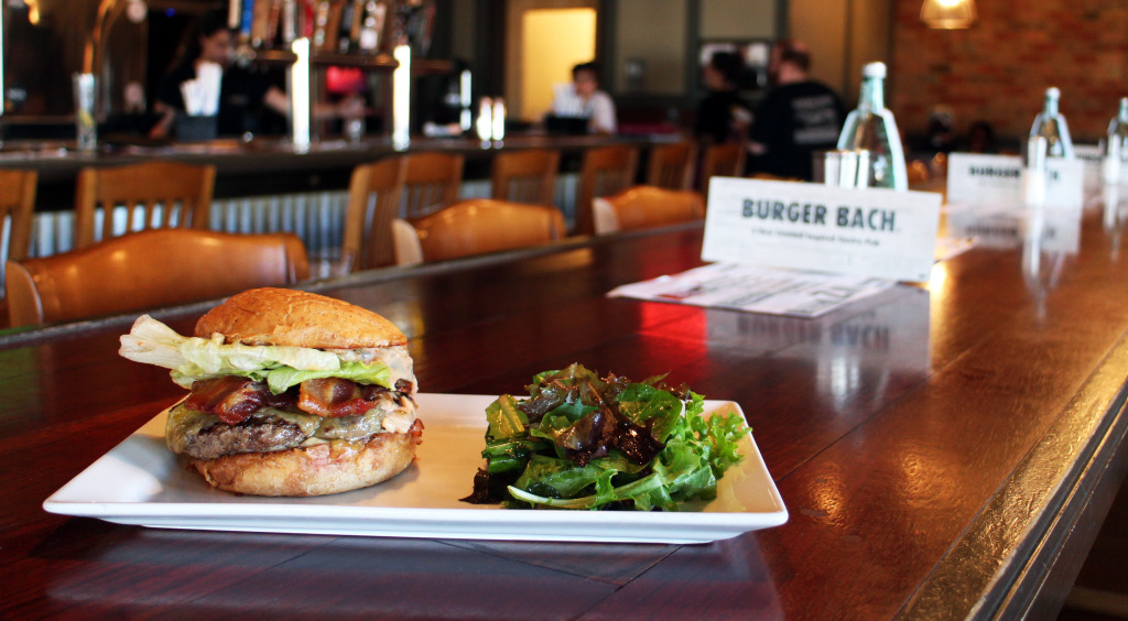 Burger Bach is moving its flagship store in Carytown to a larger location down the street. (BizSense file photo)