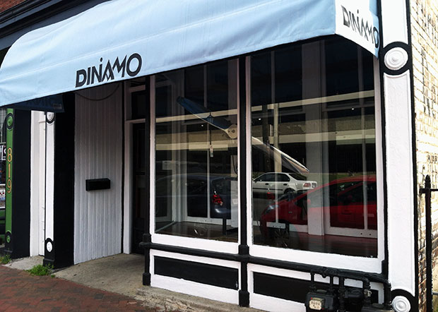 Dinamo opened this week at 821 W. Cary St.