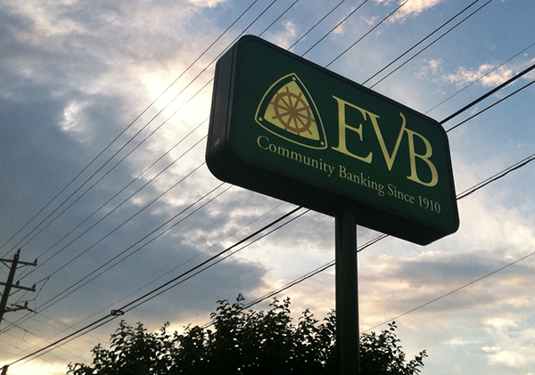 EVB has shaved off another chunk of its TARP shares. Photo by Michael Schwartz.