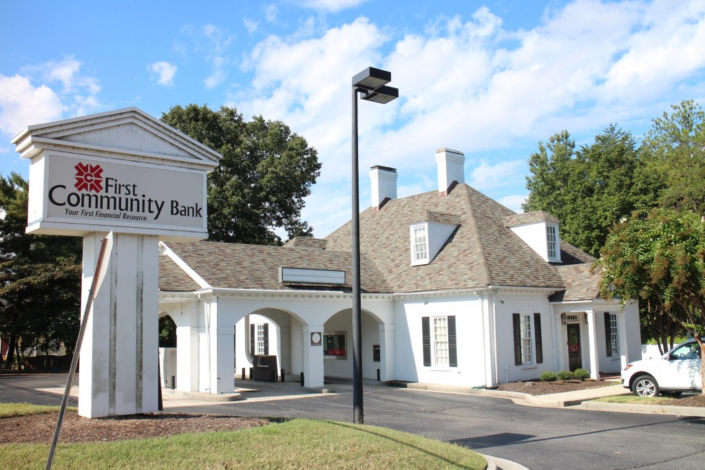 The branch at 900 N. Parham Road will close by the end of the year.