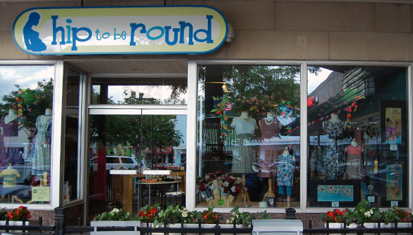 Hip to Be Round at 3124 W. Cary St. (Photo by Lena Price)