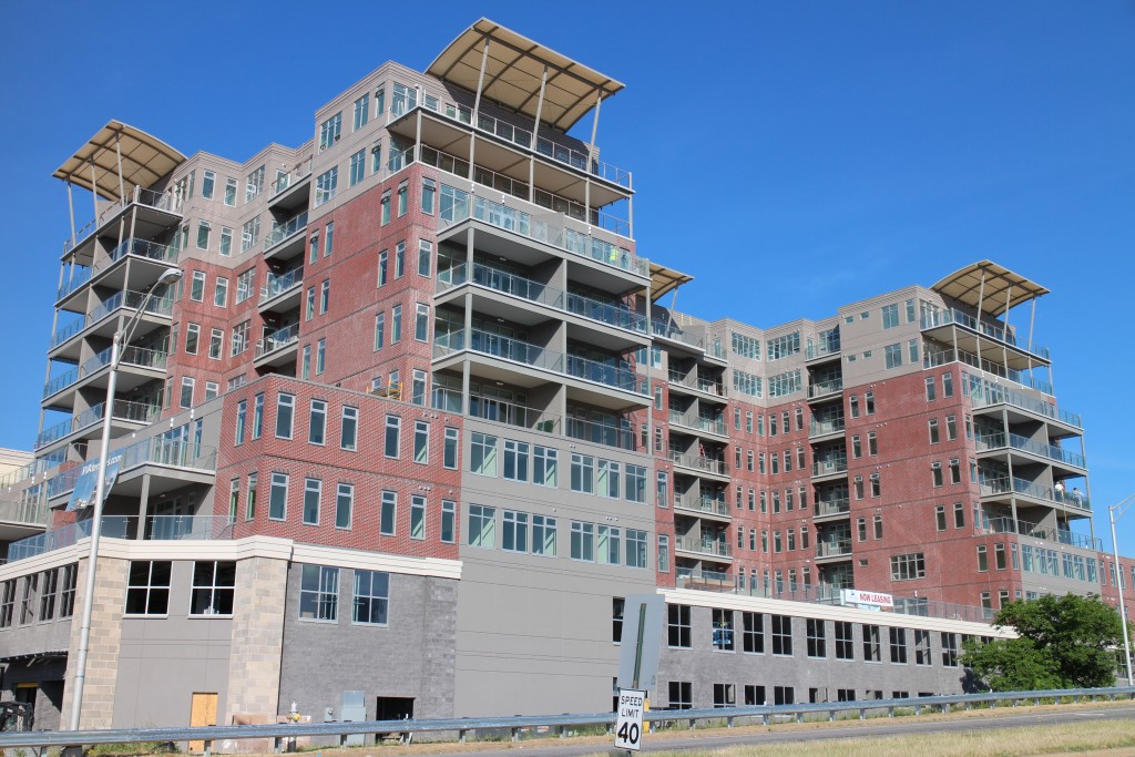 The 10-story Terraces at Manchester at 800 Semmes Ave. sold for $30 million.